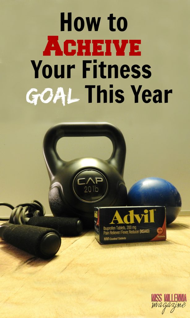 How to Achieve Your Fitness Goal This Year