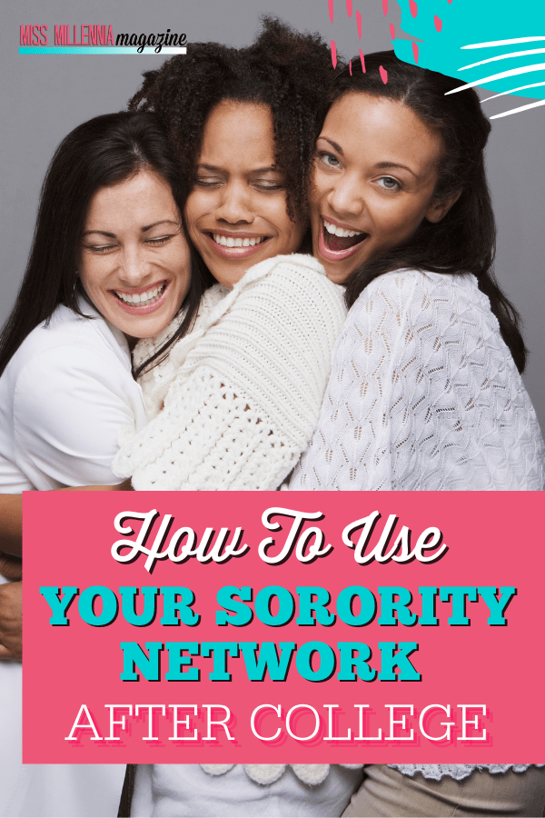 How To Use Your Sorority Network After College