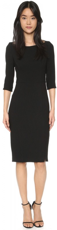 little black dress clothing for successful woman