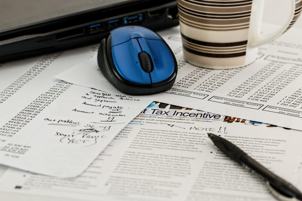 tax do with your finances