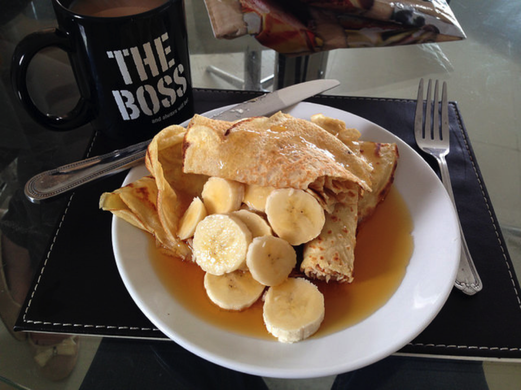 morning person breakfast