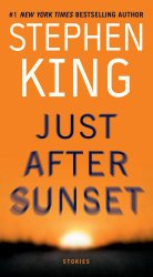stephen king, just after sunset, fun read, fun books, what to read
