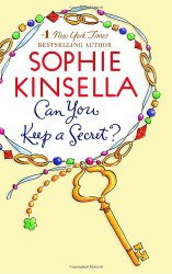sophie kinsella, can you keep a secret?, fun read, fun books, what to read