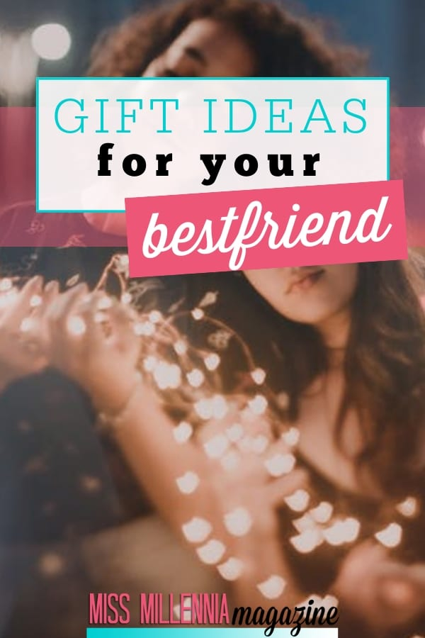 Your best friend has been with you through thick and thin and have always got your back. So here are a few of great gift ideas you could give him/her.