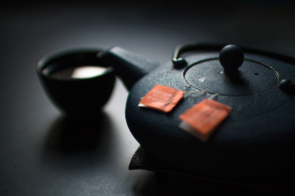 lose weight faster green tea