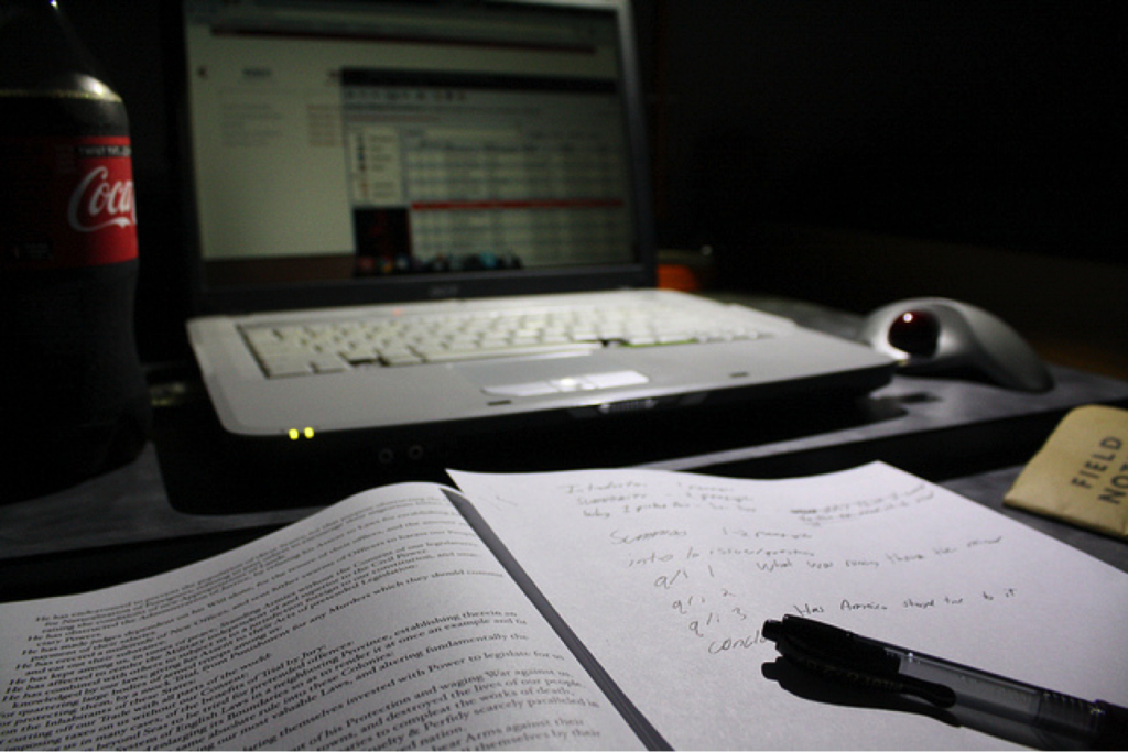 leaving college what it feels