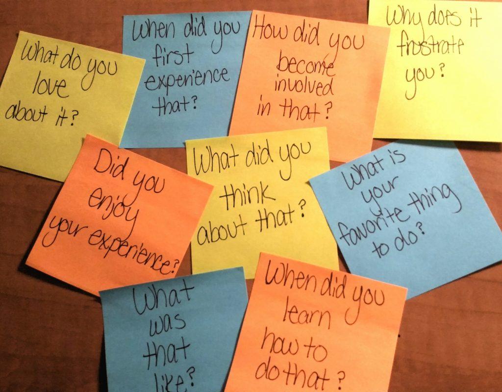 great small talk questions