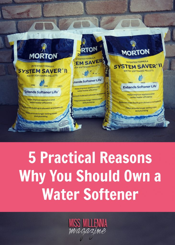 5 Practical Reasons Why You Should Own A Water Softener