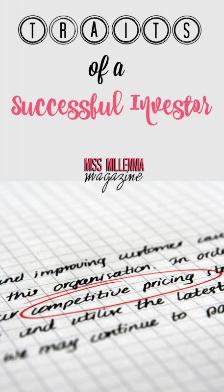 Traits Of A Successful Investor