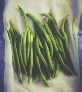 prevent hair loss green beans