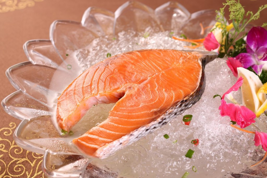 prevent hair loss salmon