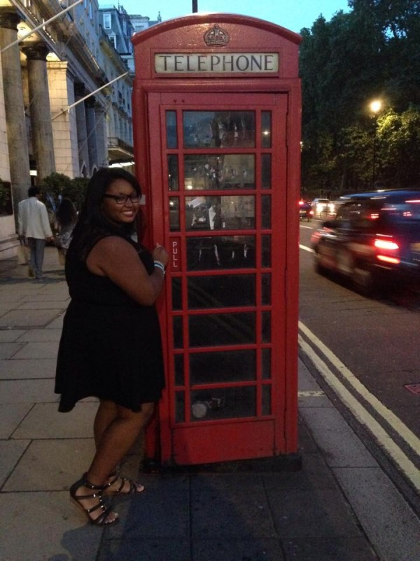 traveling in london