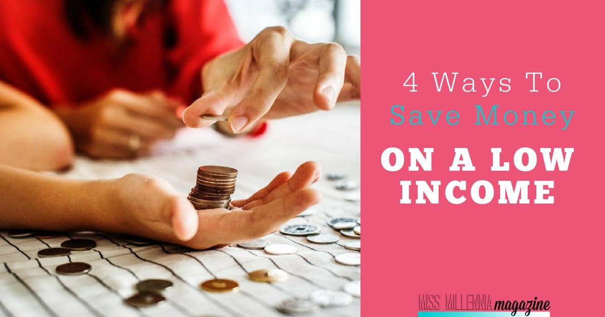ways to save money on minimum wage