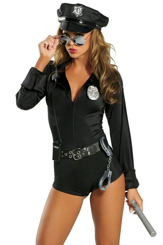 costume to use for one-night stand