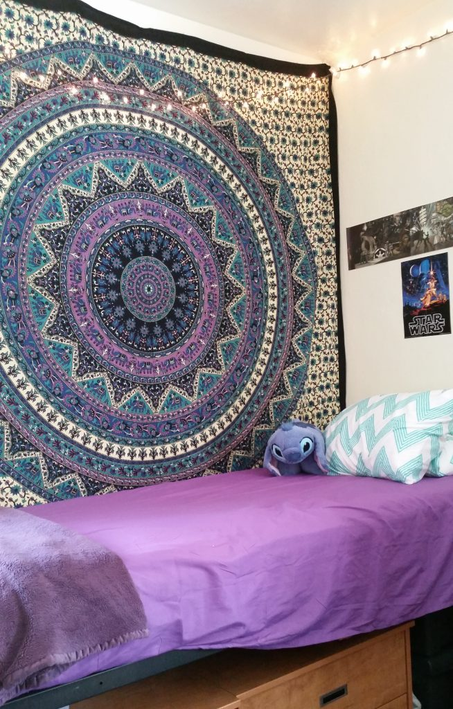 have the best dorm room on campus