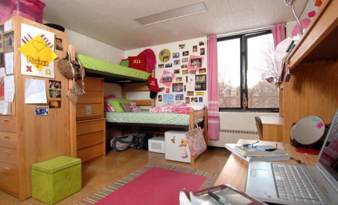 best dorm room on campus