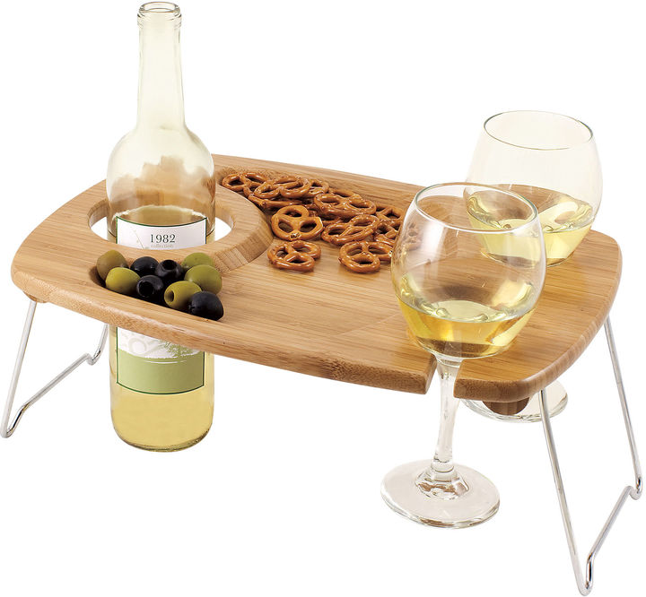 wine tray wedding gifts