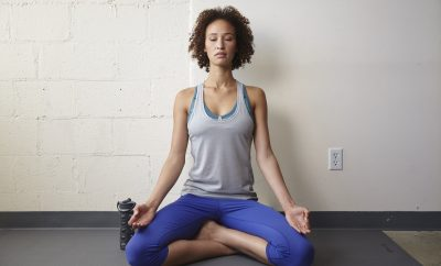 reduce daily stress with meditation