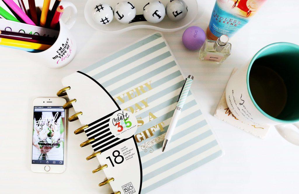 believing in self setting schedule