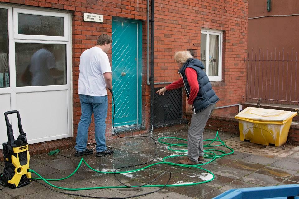 volunteering before settling down