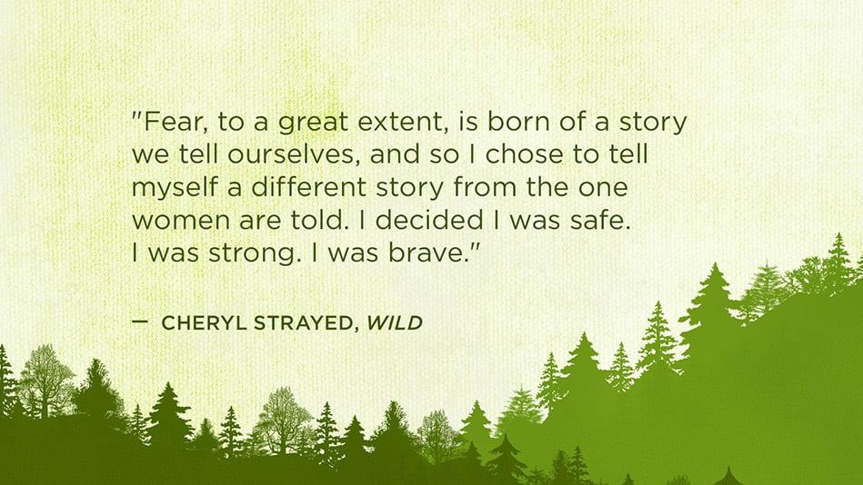 summer reads Cheryl Strayed
