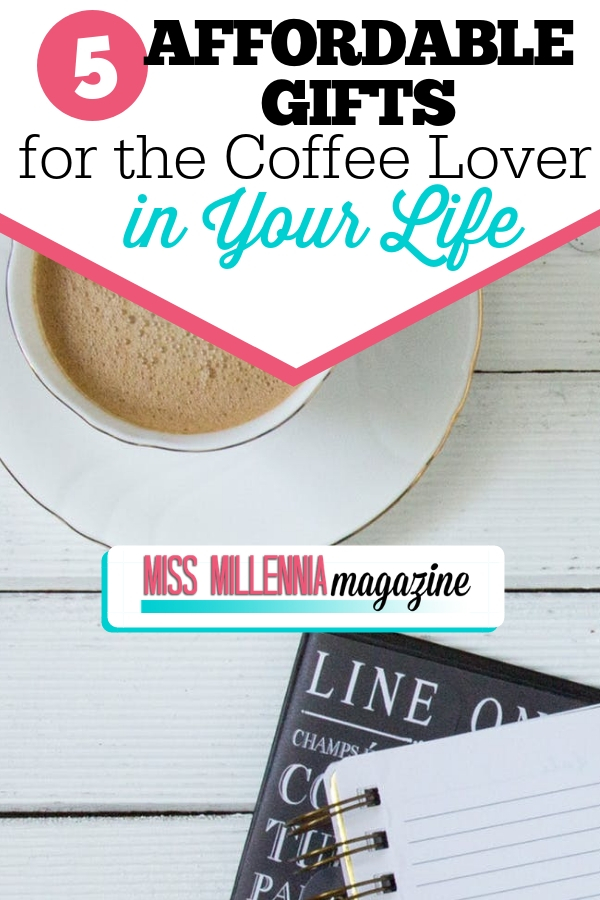 If you are looking for gift ideas for coffee lovers, you have come to the right place. Here I list out a few gifts that are not only unique but all under $50!