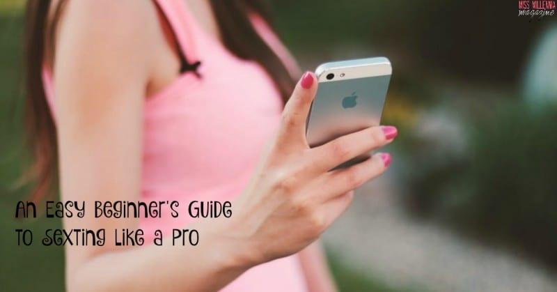 Easy sexting