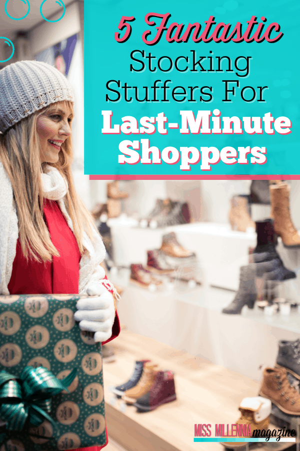 5 Fantastic Stocking Stuffers For Last-Minute Shoppers