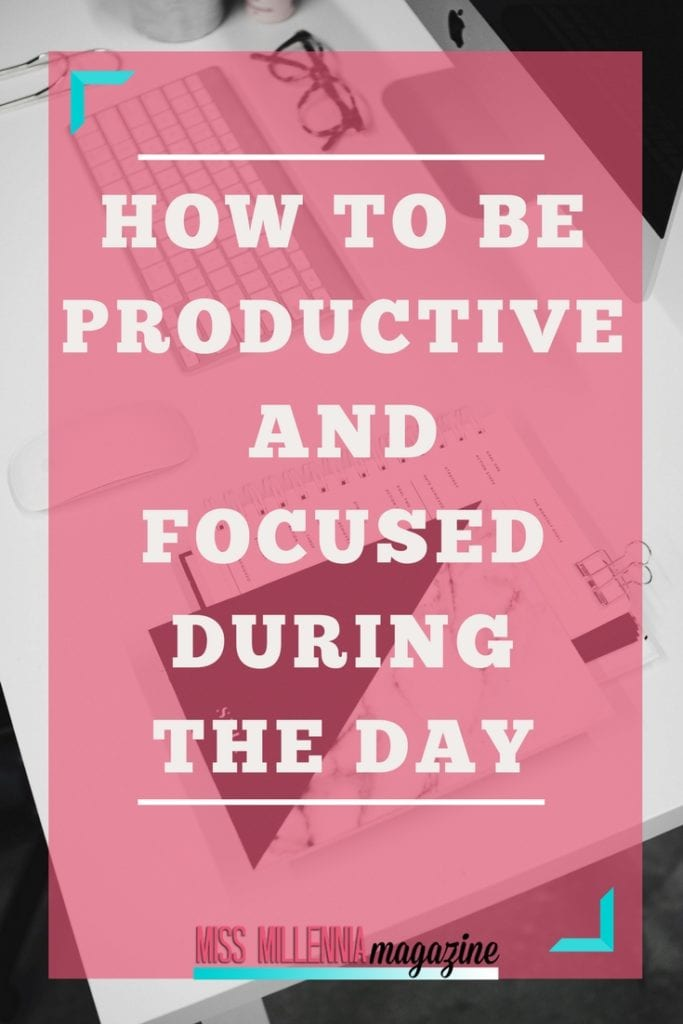 I think I may have figured out how to simultaneously be more productive and focused at work, accomplish more during the day and get a daily workout in during the day.