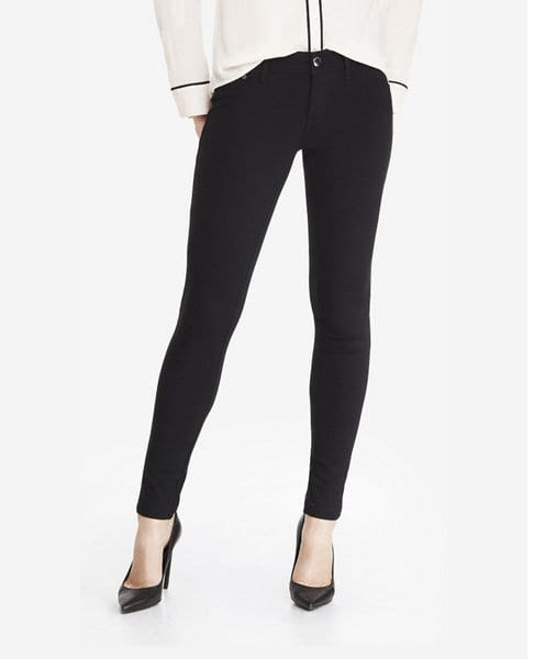 Timeless pieces no.1 black pants
