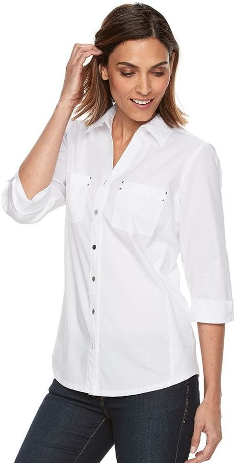timeless pieces no.2 A Nice Button-Down
