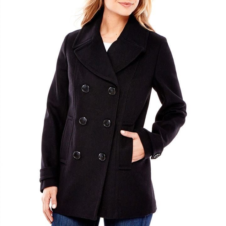 timeless pieces 10. A Pea Coat