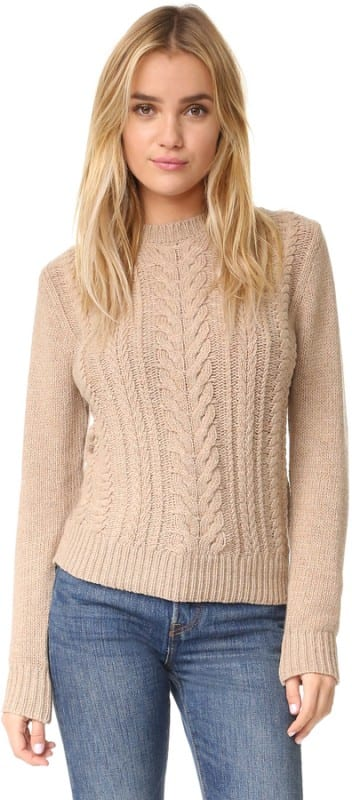 timeless pieces no.3 A Warm Sweater