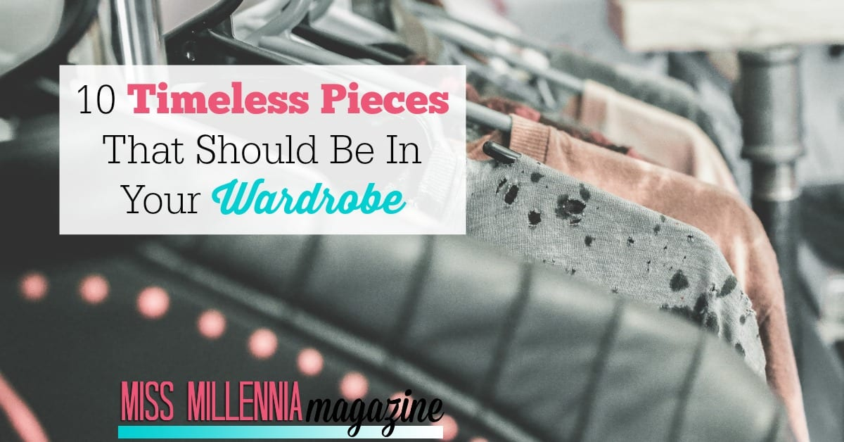 You don't need to buy a whole new wardrobe post-college. All you need are a few timeless pieces to cement your wardrobe. Check out our suggestions!