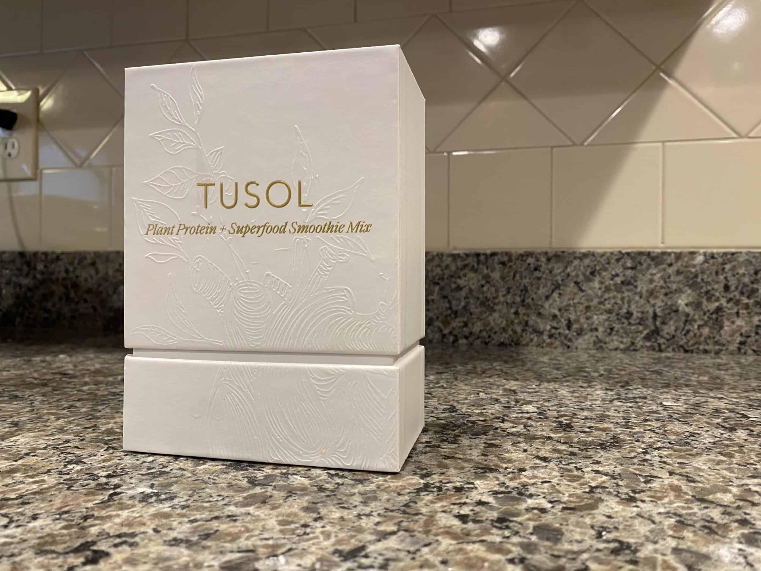 TUSOL wellness box mothers day gift idea