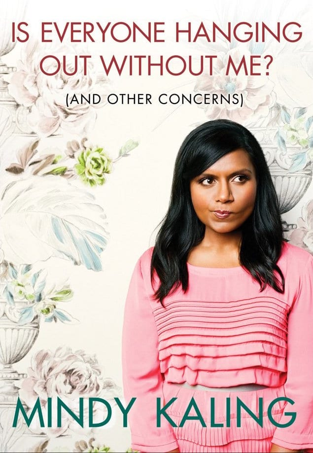 mindy kaling books about millennials