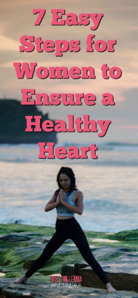 We decided to partner up with Go Red for Women to help end heart disease (and stroke) in women. Here are are some tips on ensuring a healthy heart.