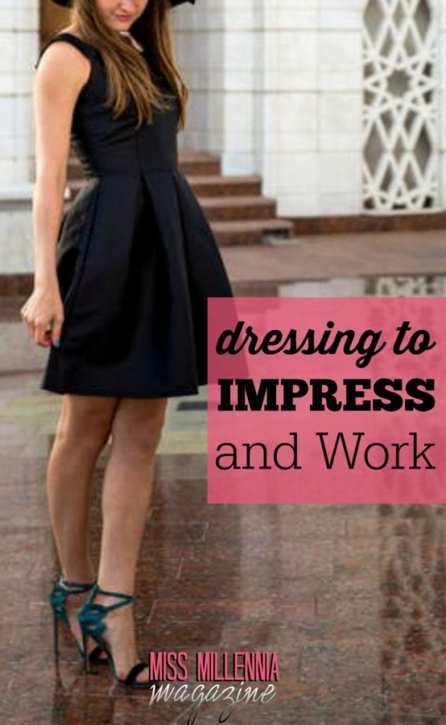 Our attire is one of the last things on our mind during work. To help you accomplish the art of dressing to impress & work, here are some helpful tips.