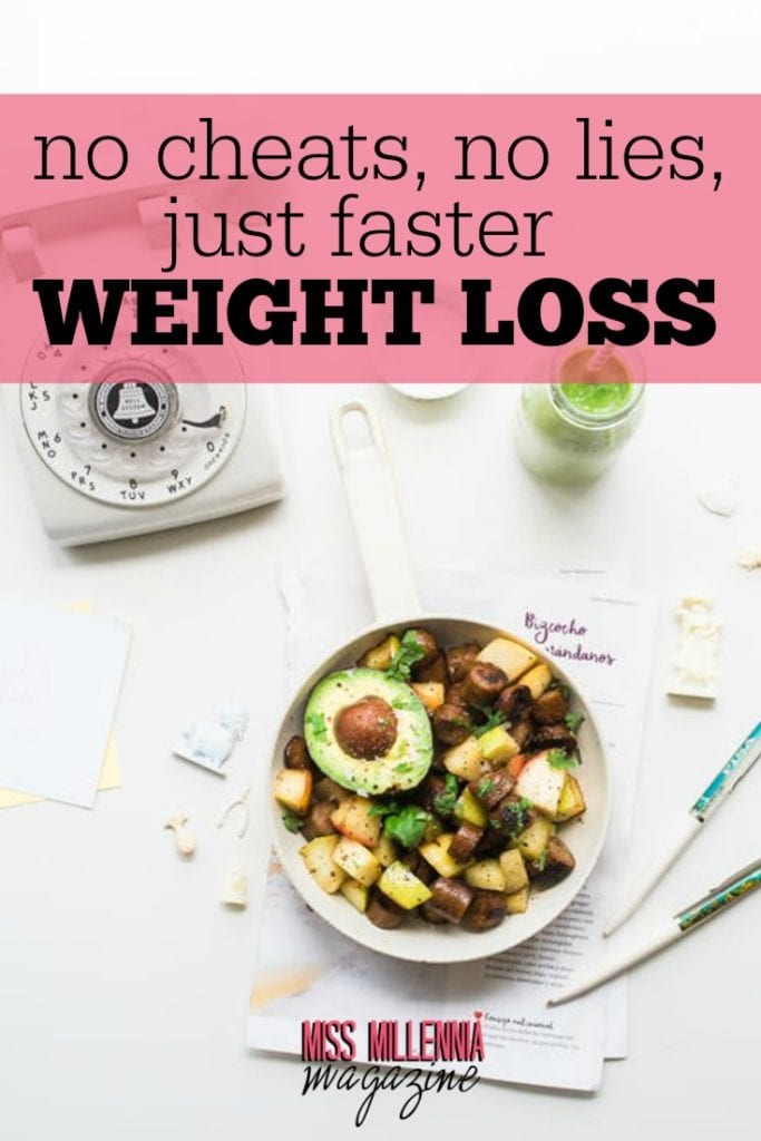 For faster weight loss, you can't let ignorance lead you into paths that just don't work. You have to tackle the diet from every angle.