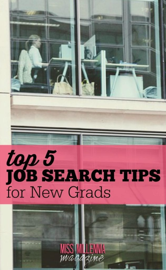 Celebrate and enjoy graduation but then settle in to the next chapter of your life – finding the right job. Here are job search tips that can help.