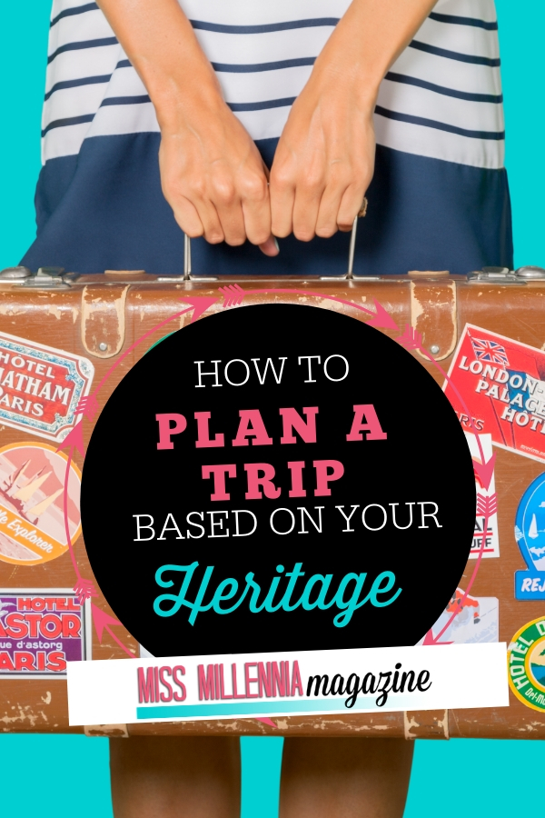 Plan Trip on Your Heritage