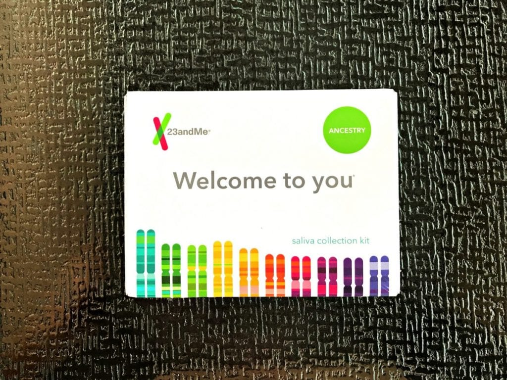 How to plan a trip based on your Heritage image for 23andme