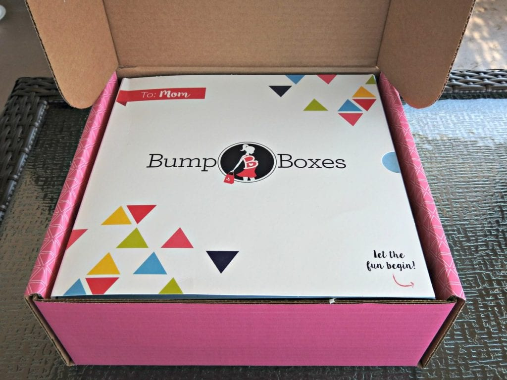 baby gift ideas: bump box -3 Baby Gift Ideas That Will Make You the Cool Aunt