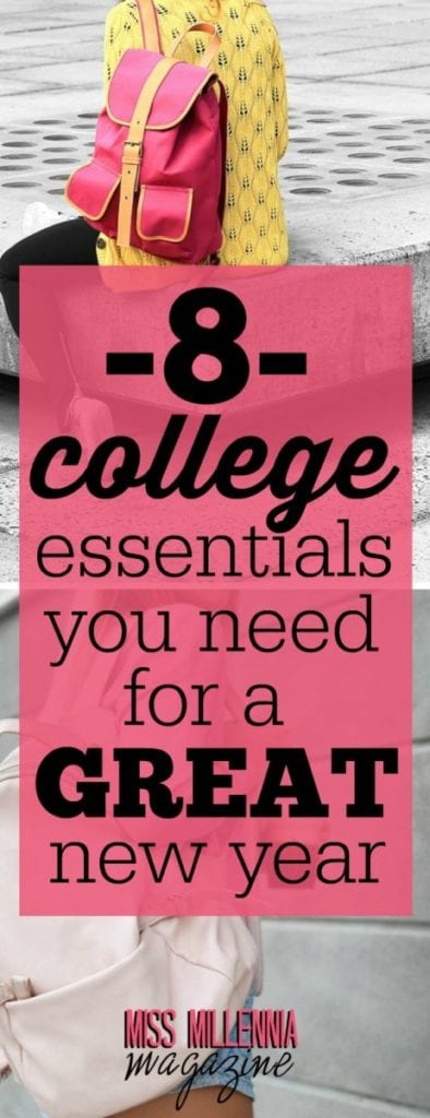 Once you get to college, you need more for back-to-school than pencils. Here are the 8 college essentials you need to have a great new year! #CollegeBBoxx #ad