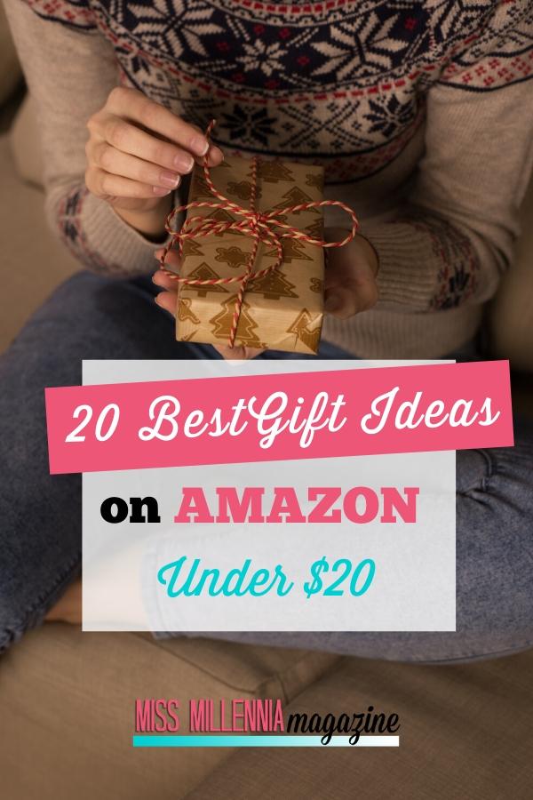 20 Best Gift Ideas on Amazon Under $20