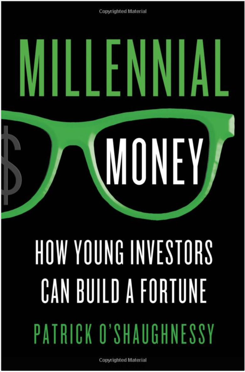 millennial money by patrick o'shaughnessy cover