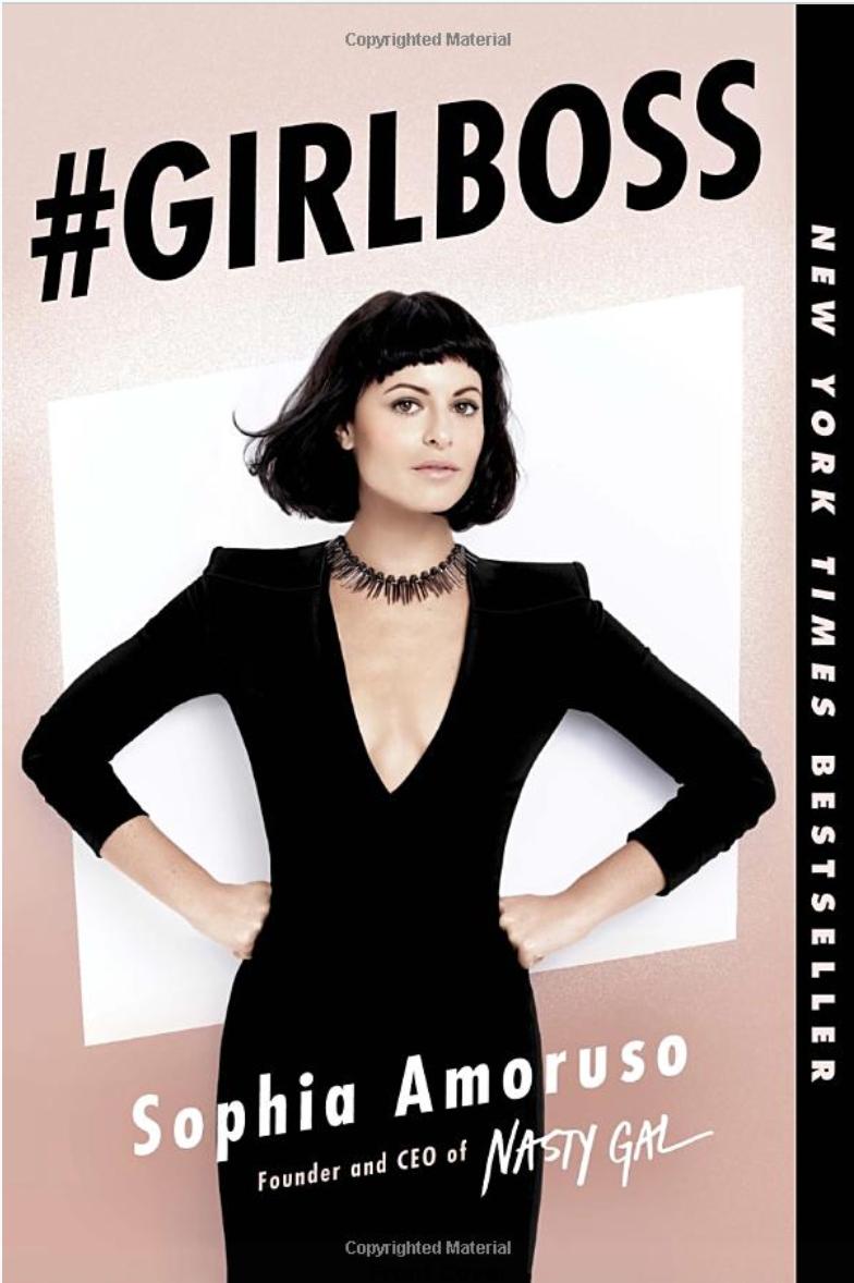 #GirlBoss by Sophia Amoruso cover
