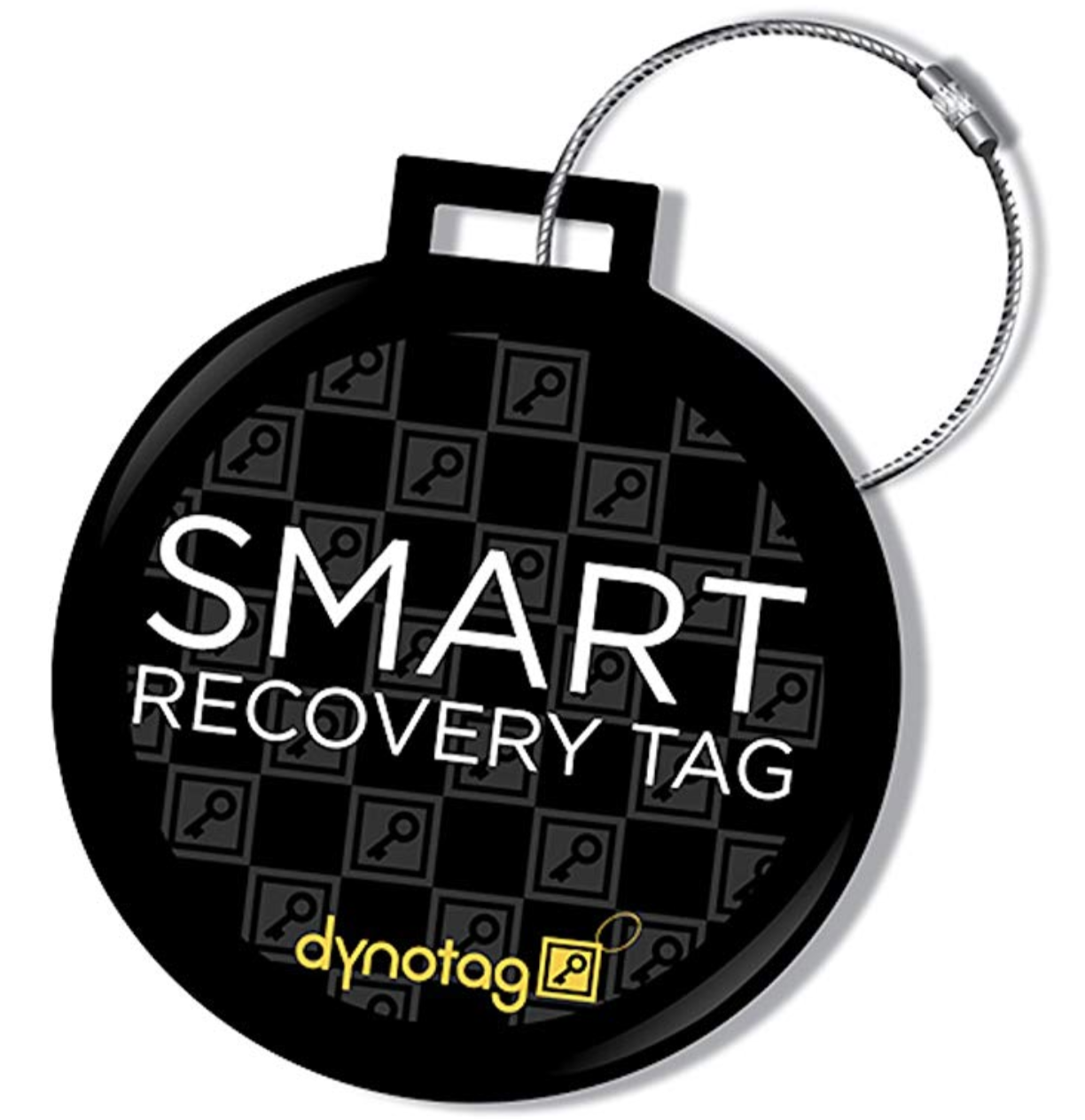 smart recovery luggage tag gift ideas on amazon