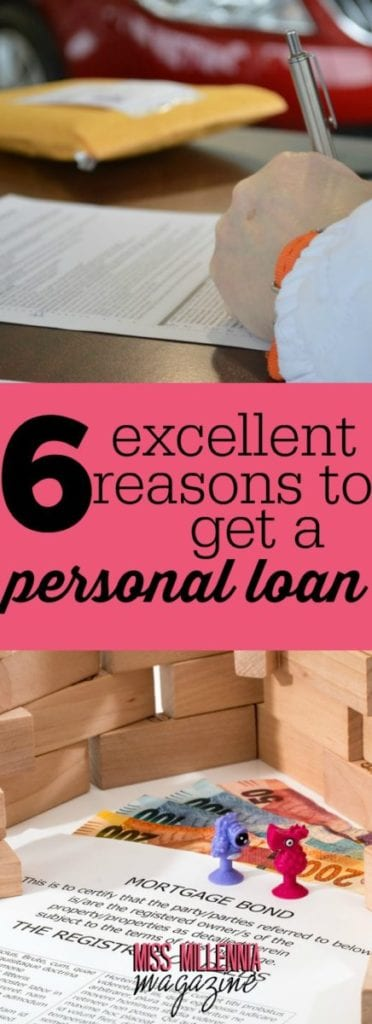 We all go through significant events at different times in our life. Here a few reasons why a personal loan is helpful at different times in our lives.