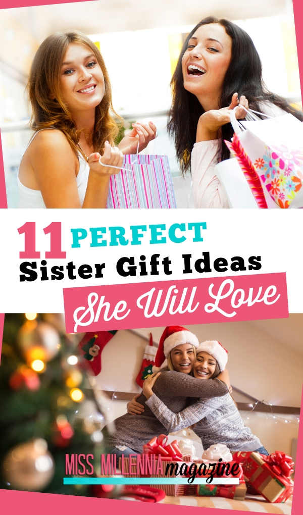 Gift Ideas for Sister